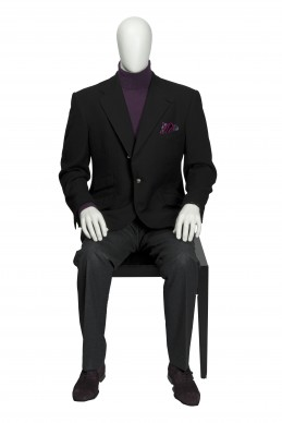 Clothing Shots : Savile Row and America- Chester Barrie- Ralph Lauren Cashmere suit