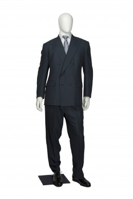 Clothing Shots : Savile Row and America- Davies & Son- Gerold Ford suit