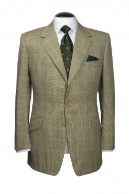Clothing Shots : Savile Row and America- Dege & Skinner- Bush suit