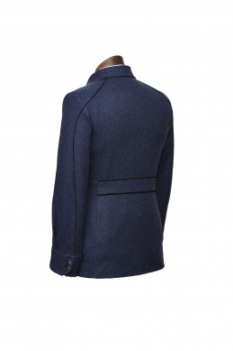 Clothing Shots : Savile Row and America- Dege&Skinner x Bentley- Driving Jacket