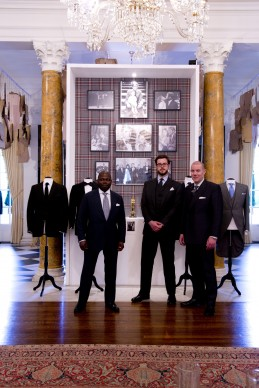 Event Party : Savile Row and America