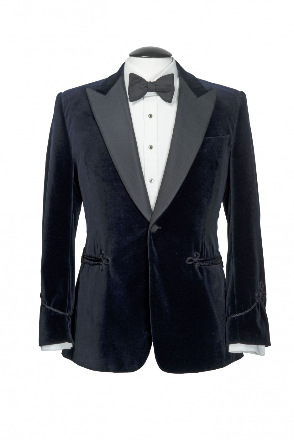 Clothing Shots : Savile Row and America - Kent Haste & Lachter - Original Pepe Fanjul dinner jacket