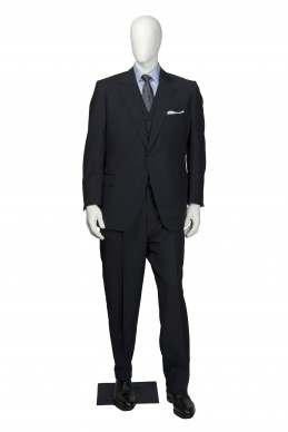 Clothing Shots : Savile Row and America- Kathryn Sargent- Lilac suit