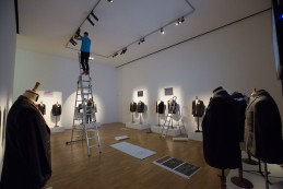 The Event : Setting up for Savile Row: Inside Out