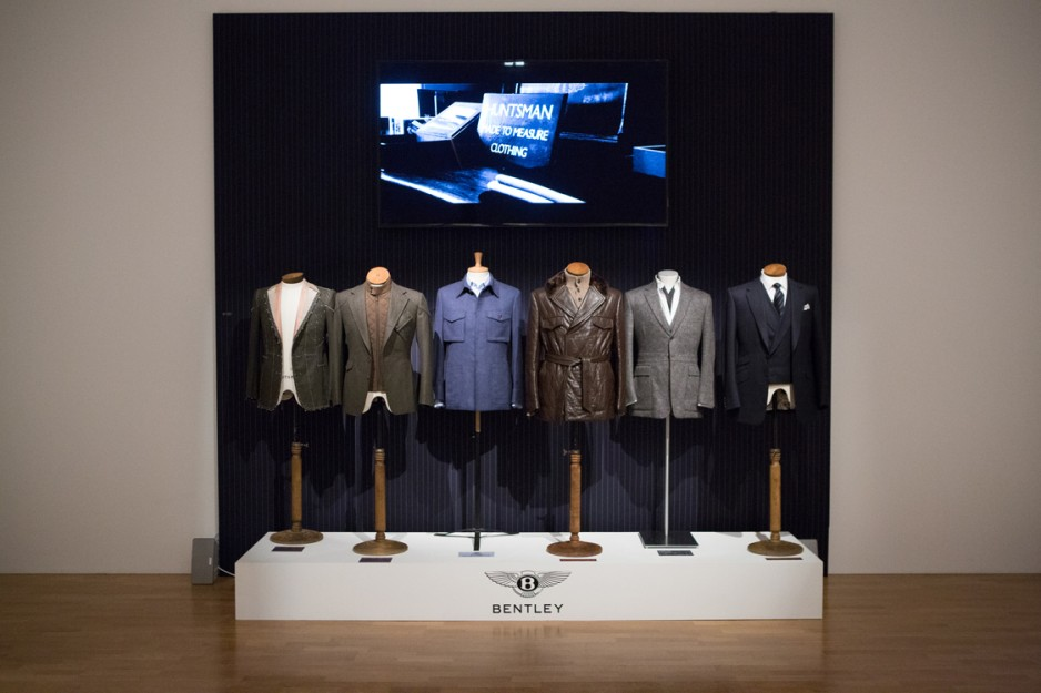 The Event : Savile Row for Bentley