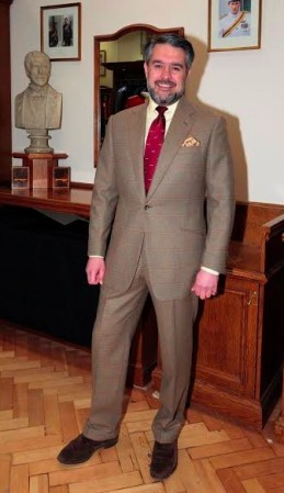 William Skinner Savile Row Bespoke