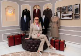 Kathryn Sargent Savile Row tailor